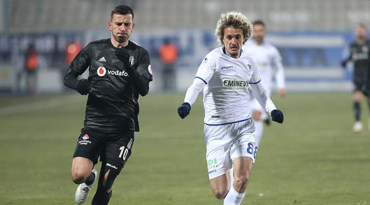 Bb Erzurumspor Besiktas 3 2