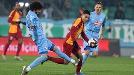 Çaykur Rizespor-Galatasaray: 1-1