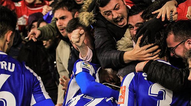 Deportivo kazandı, Emre Çolak maça damgasını vurdu