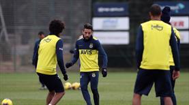 Fenerbahçe, Gaziantep deplasmanına hazırlanıyor