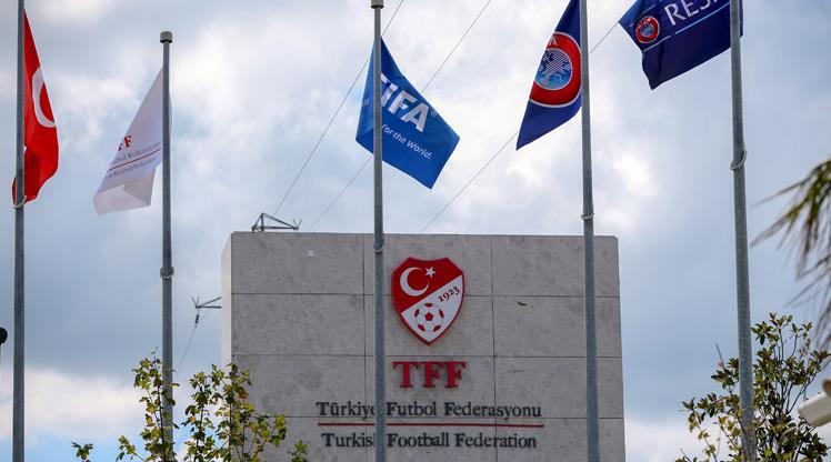 TFF'den talimat değişikliği