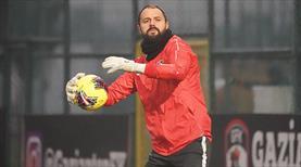 Yeni transfer Haydar, Gaziantep FK idmanında