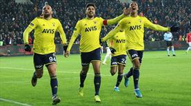 Gaziantep FK - Fenerbahçe maçının notları burada