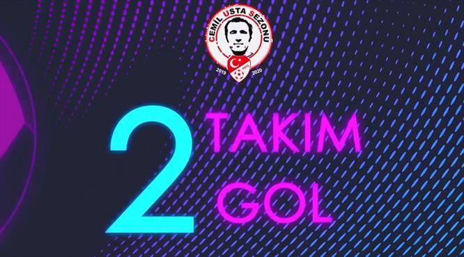 2 takım, 2 gol: Beşiktaş - DG Sivasspor
