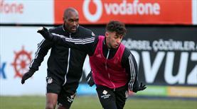 Beşiktaş, Göztepe'ye 2 eksikle çalıştı
