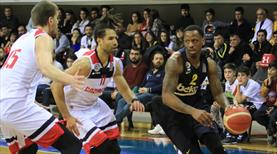 Fenerbahçe Beko, Gaziantep Basketbol'a takıldı