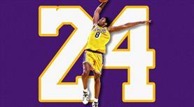Mavericks, Kobe'yi unutmadı