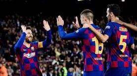 Barcelona fark attı