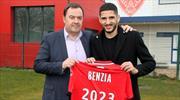 Dijon, Benzia'yı transfer etti