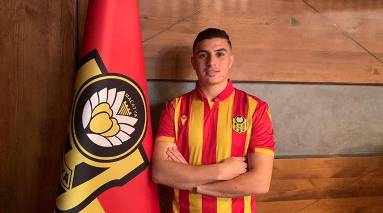 Karim Hafez BtcTurk Yeni Malatyaspor'da