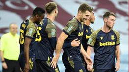 ÖZET   Aston Villa 0-1 Stoke City