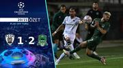 ÖZET | PAOK 1-2 Krasnodar