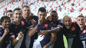 Antalyaspor rekor peşinde