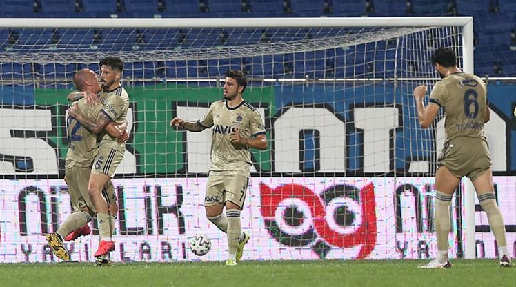 Fenerbahçe, Fatih Karagümrük'ü ağırlayacak