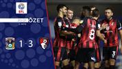 ÖZET | Coventry 1-3 Bournemouth
