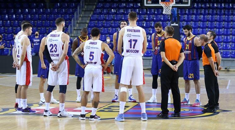 CSKA'da üç koronavürüs vakası