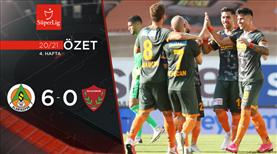 ÖZET | A. Alanyaspor 6-0 A. Hatayspor
