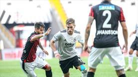 Beşiktaş-Gençlerbirliği maçının notları