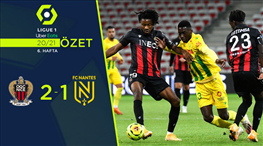 ÖZET | Nice 2-1 Nantes