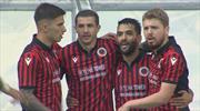 VİDEO   İşte Gençlerbirliği'ne galibiyeti getiren gol