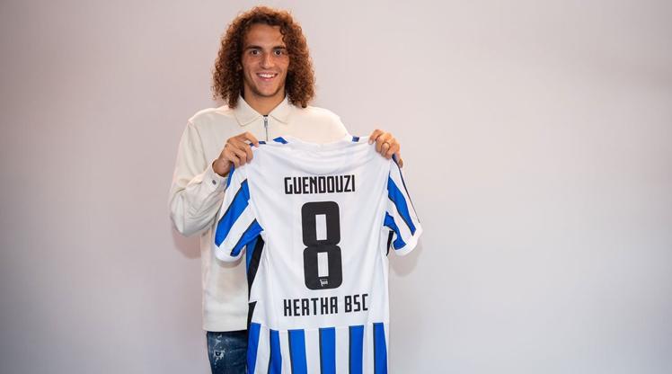Arsenal, Guendouzi'yi Hertha'ya kiraladı