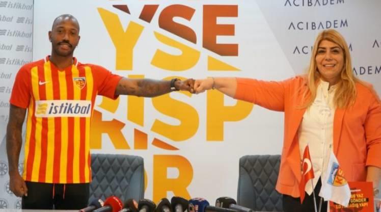 Manuel Fernandes resmen HK Kayserispor'da