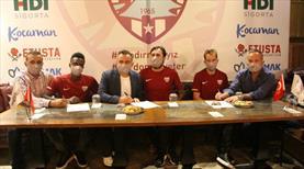 RH Bandırmaspor'dan imza şov