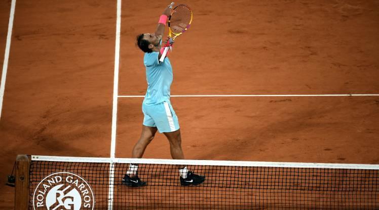 Nadal, Fransa Açık'ta yarı finalde