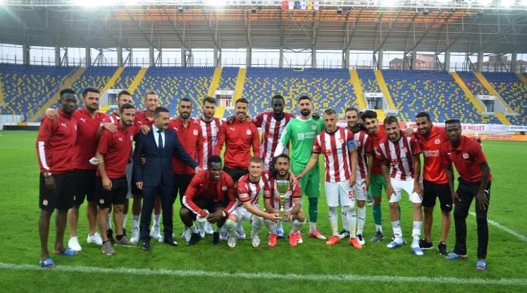 TSYD Ankara Kupası DG Sivasspor'un