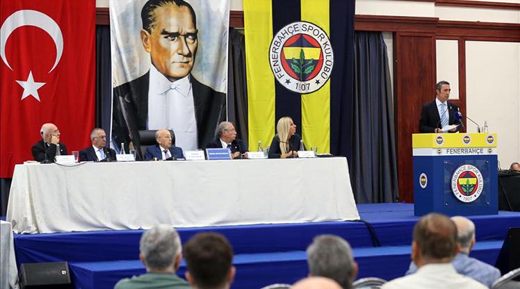 Fenerbahçe'de YDK online toplanacak