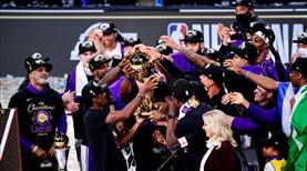 Lakers küllerinden doğdu