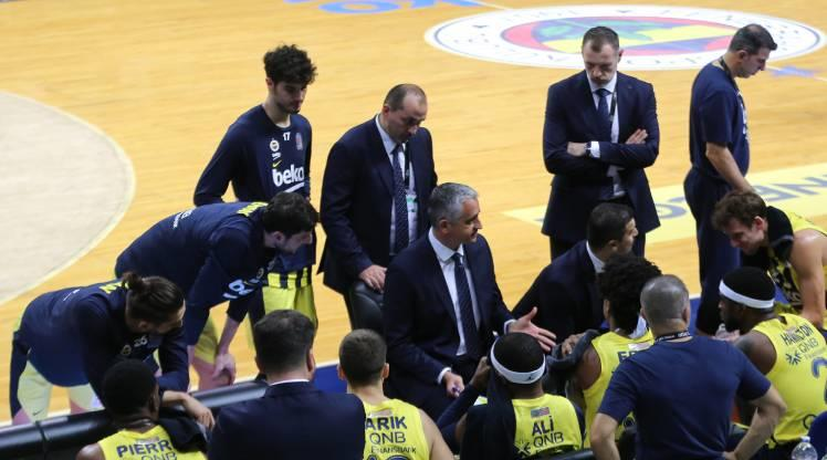 Fenerbahçe Beko'nun konuğu CSKA Moskova