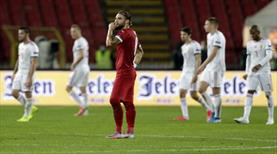 Sırbistan'ın 7 futbolcusu Türkiye maçında yok