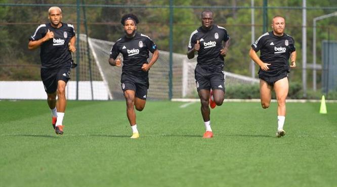 Beşiktaş'ta Denizlispor hazırlıkları