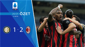 ÖZET | Inter 1-2 Milan