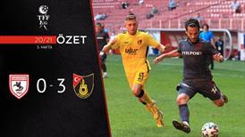 ÖZET | Samsunspor 0-3 İstanbulspor