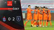 ÖZET | Trabzonspor 0-2 M. Başakşehir