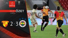 ÖZET | Göztepe 2-3 Fenerbahçe
