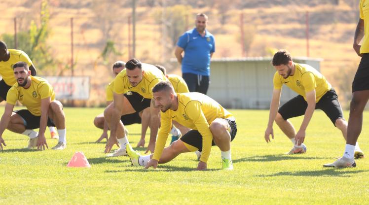 Malatyaspor'dan sakatlık raporu