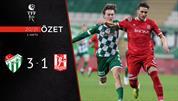 ÖZET | Bursaspor 3-1 Balıkesirspor