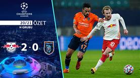 ÖZET   Leipzig 2-0 Başakşehir