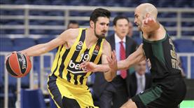 Fenerbahçe Beko, Panathinaikos deplasmanında