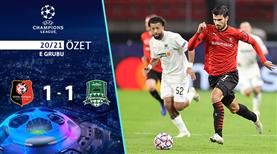 ÖZET | Rennes 1-1 Krasnodar