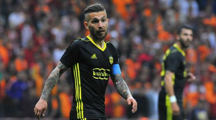 Yeni Malatyaspor'dan sakatlık açıklaması