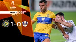 ÖZET   Maccabi Tel Aviv 1-0 Karabağ