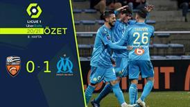 ÖZET   Lorient 0-1 Marsilya