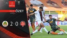 ÖZET | A.Alanyaspor 2-0 F.Karagümrük