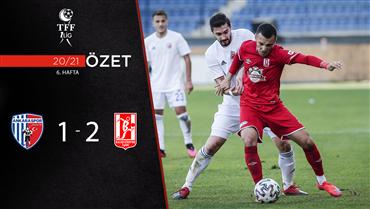 ÖZET   Ankaraspor 1-2 Balıkesirspor