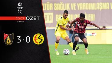 ÖZET   İstanbulspor 3-0 Eskişehirspor