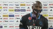 Trabzonsporlu oyunculardan maç yorumu